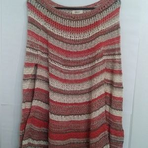 Style & Co Knit Sweater Size Med